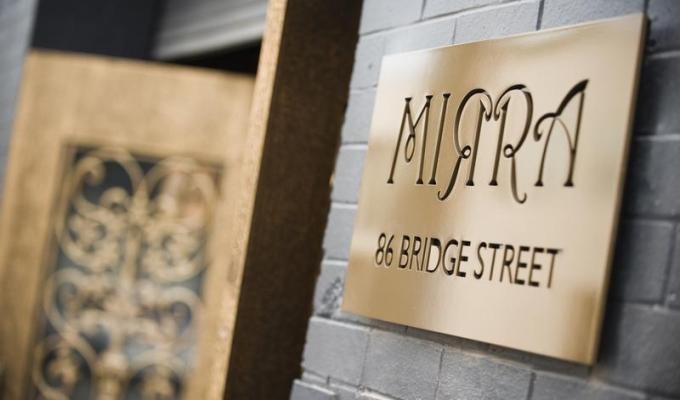 Mirra Signage